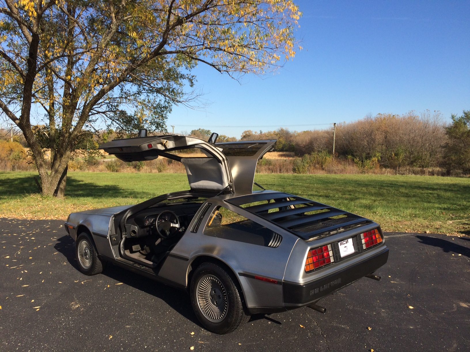 Win A 1981 Delorean Sports Car To Be Raffled In July 2016
